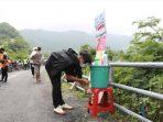 Uji Coba Pembukaan Wisata kelud, Dinas Pariwisata Cek Kelengkapan Protokol Kesehatan